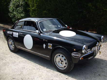 Classic Road and Race Cars for Sale. Alfa Giulietta Sprint Veloce